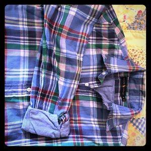 Men's Polo Flannel